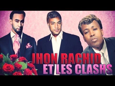 Jhon Rachid et les Clashs - 동영상