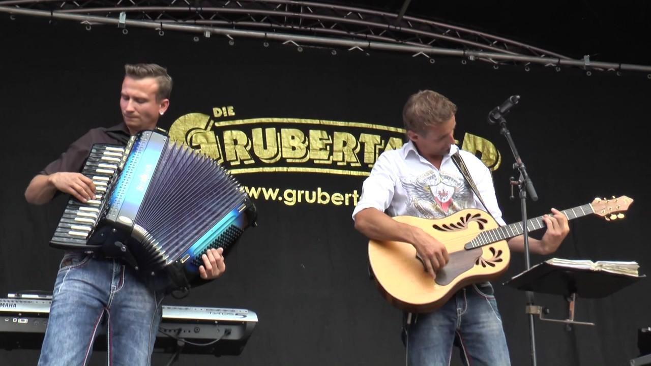 """Die Grubertaler """"Dem Land Tirol Die Treue"""" Live (Mossautal"""