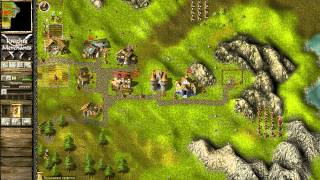 Knights and Merchants (Война и мир) миссия 4 часть 1 (прохождение)