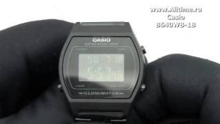 Мужские японские наручные часы Casio B640WB-1B(Подробное описание: http://www.alltime.ru/catalog/watch/374/casio/Man/9184/detail.php?ID=358510&back=list., 2013-04-12T10:29:50.000Z)