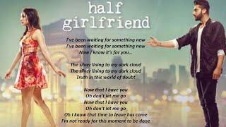 stay A little Longer-lyrics Video-halfgirl friend