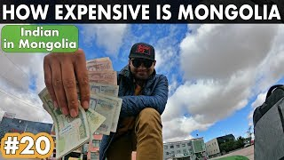 HOW EXPENSIVE IS MONGOLIA? A Day of Budget Travel