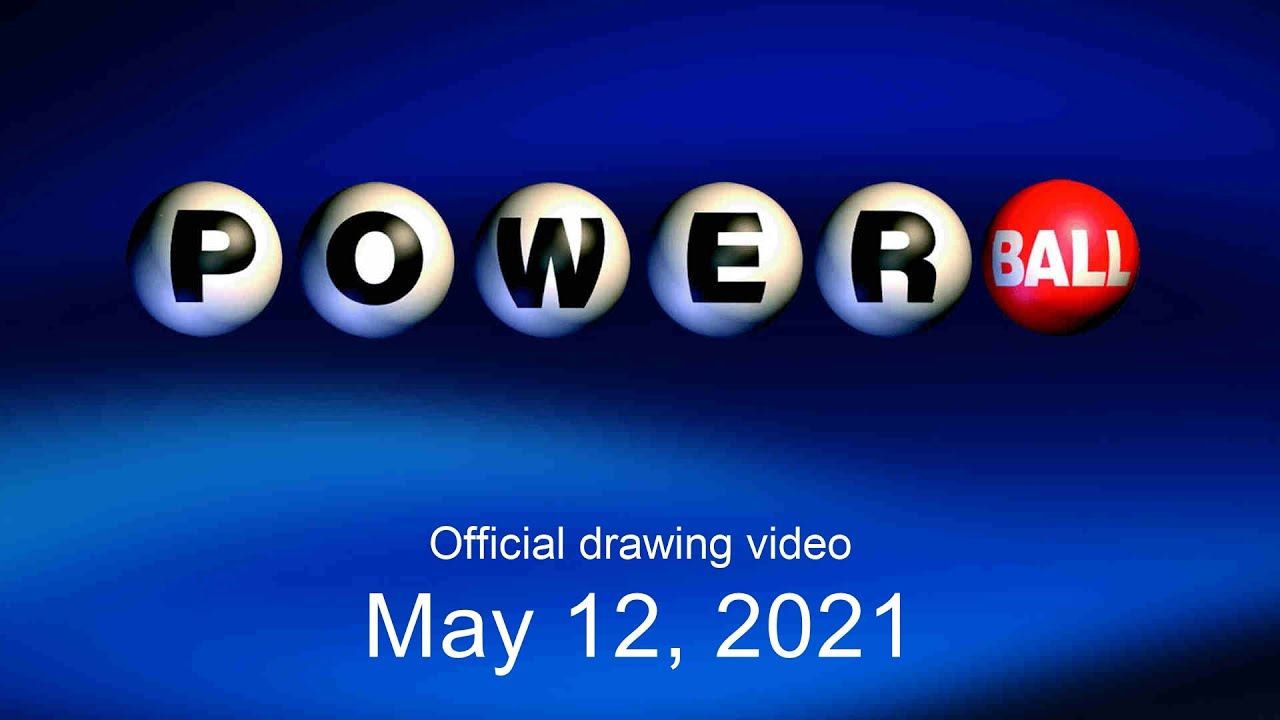 Powerball drawing for May 12, 2021 - YouTube