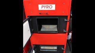 Amica Pyro. Обзор работы пиролизного котла(, 2017-04-25T12:28:19.000Z)