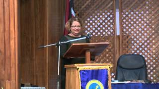 San Fernando City Corporation Swearing - In Ceremony 2013, Trinidad & Tobago