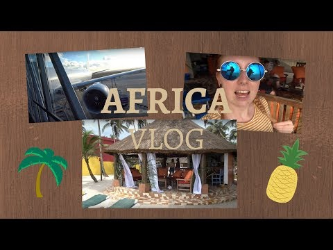 NEW YEARS IN AFRICA | TRAVEL VLOG