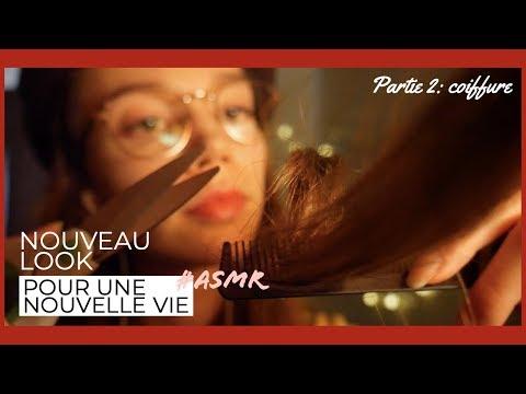 Nouveau Look pour une Nouvelle Vie ASMR 💁♀️ Partie 2: Coiffure✂️ [Roleplay]