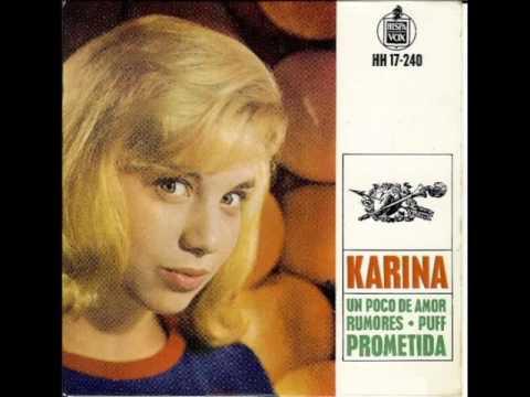 Karina 1970  - Colores (Full Album)