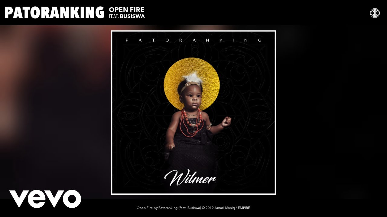 Patoranking - Open Fire (Audio) ft. Busiswa