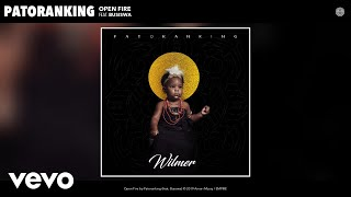 Patoranking - Open Fire (Audio) ft. Busiswa mp3