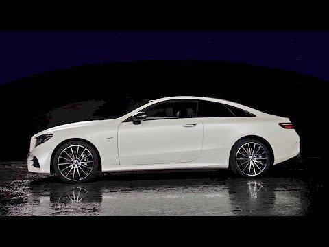 NEW 2018 Mercedes E Class COUPE Official Trailer