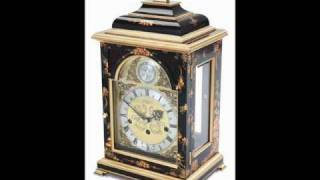 Comitti Georgian Bell Top Mantle Clock - Clocks London.
