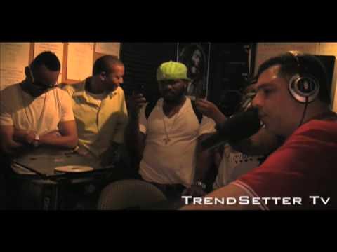 Jr. Rodigan's Interview w/ Spragga Benz, Baby Cham, Demarco, Serani & Tanto Metro & Devonte (1 of 3)