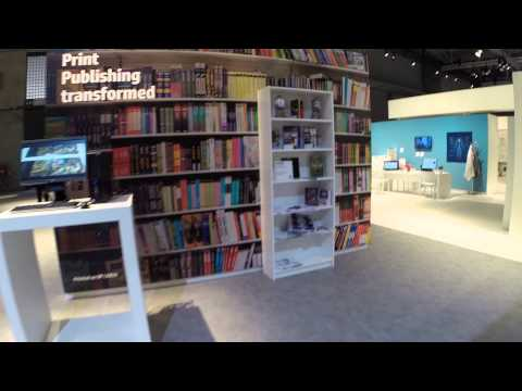 HP Discover 2014 Barcelona :: Printing & Peronal Systems Pavillion