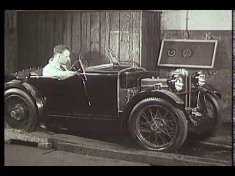 MG Auto History