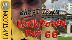 GHOST TOWN - LOCKDOWN DAY 66 - Living with MS Tenerife, Costa Adeje