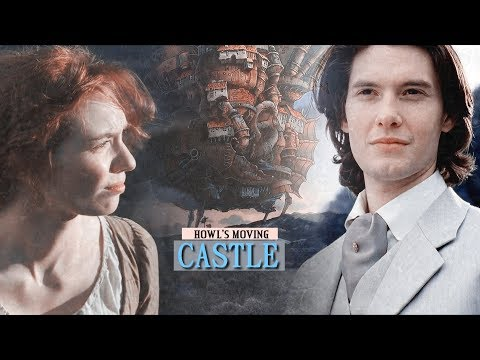 howl's moving castle.