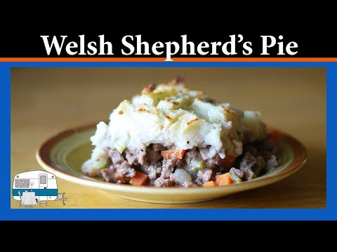 How to Make Welsh Shepherd's Pie