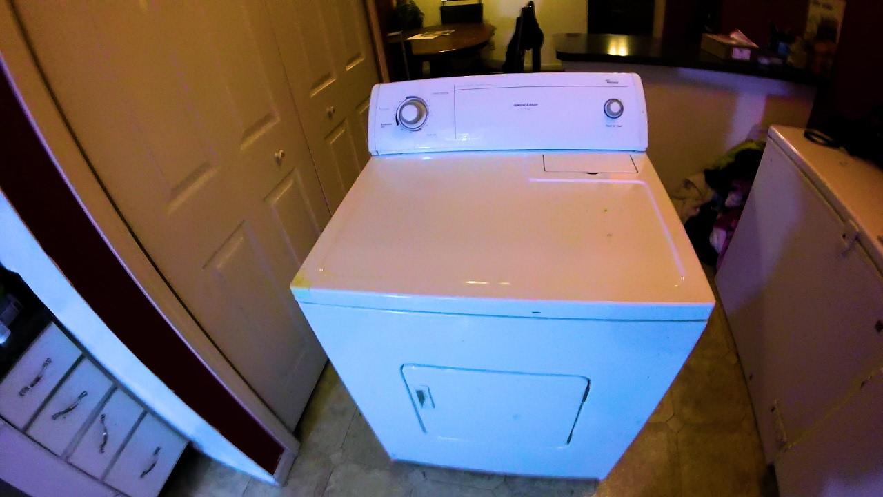 Dryer Heats Up But Will Not Spin | How to Fix Dryer
