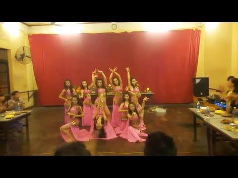 MUA AN DO Nhom - CLB Buoc Nhay Sinh Vien