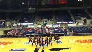 Prestonsburg High School Dance Cats Dance Cats Hip Hop!