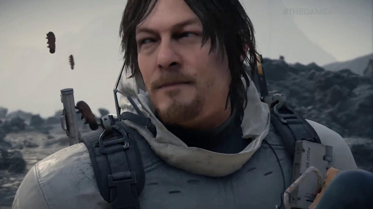 Death Stranding Trailer (Video Game Awards 2017) - YouTube