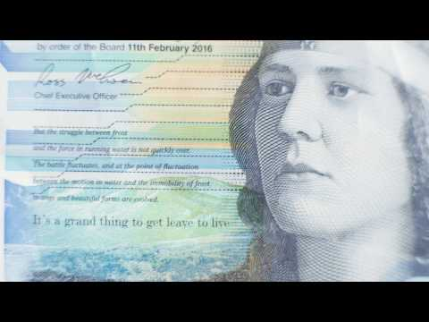 The Royal Bank of Scotland Polymer £5 Note