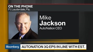 AutoNation CEO Sees Affordability Driving Move to Pre-Owned Vehicles