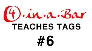 4 in a Bar Teaches Tags: #6: Where is Love? YouTube Thumbnail