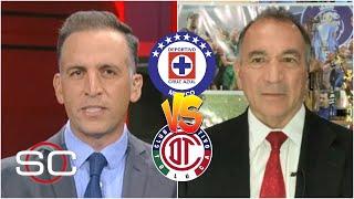 CRUZ AZUL vence a Toluca. Lleva 5 triunfos consecutivos. ¿El mejor club de Liga MX? | SportsCenter
