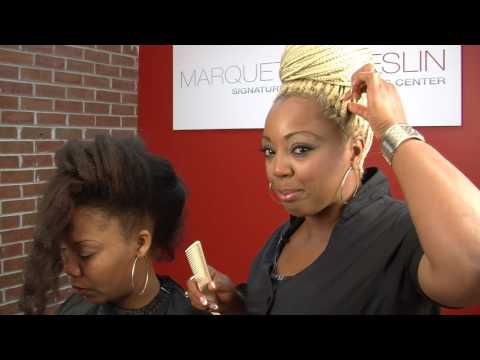 The Ultimate Step By Step Box Braids Tutorial
