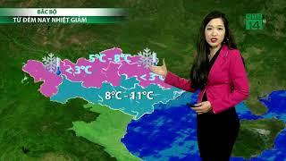 VTC14   Thời tiết 6h 02/02/2018   Thời tiết các tỉnh Tây Nguyên và Nam Bộ dễ chịu và khô ráo