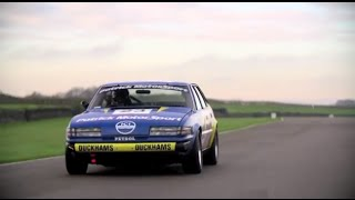Chris Harris meets the Rover SD1 - Will he race at the 73rd Members' Meeting?