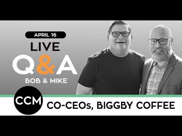 Mike McFall + Bob Fish April Q&A