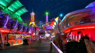 Tomorrowland Area Music - Moon Dance