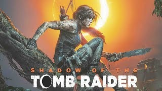 SHADOW OF THE TOMB RAIDER All Cutscenes Movie (Tomb Raider Movie 2018)
