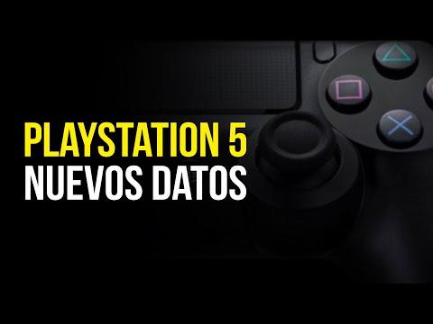 NUEVOS DATOS sobre PLAYSTATION 5