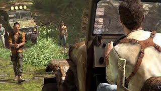 UNCHARTED 1:THE  NATHAN DRAKE COLLECTION #4