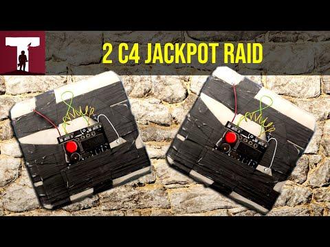 2 C4 JACKPOT RAID (Rust Duo) thumbnail
