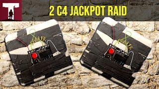 2 C4 JACKPOT RAID (Rust Duo)