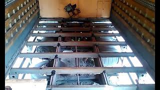 видео ремонт каркаса фургона