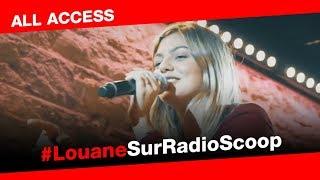 "Louane dans ""All Access"" sur Radio Scoop"