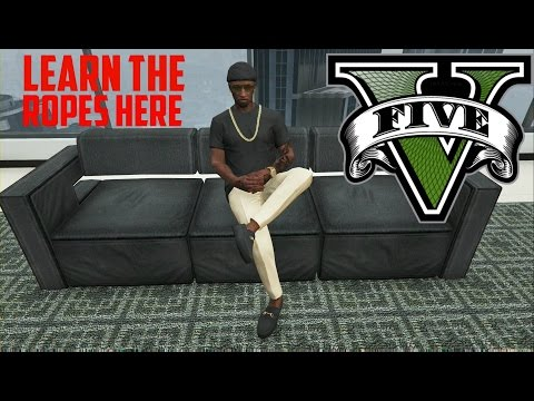 Beginners Guide to GTA 5 Online | For noobs, the inexperienced, & low levels!