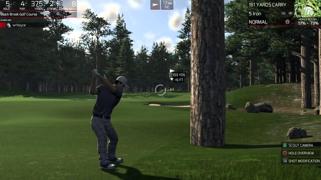 The Golf Club - Albatross Denied! - YouTube