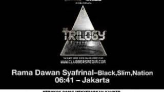 Rama Dawan Syafrinal  Black, Slim, Nation  06:41  Jakarta
