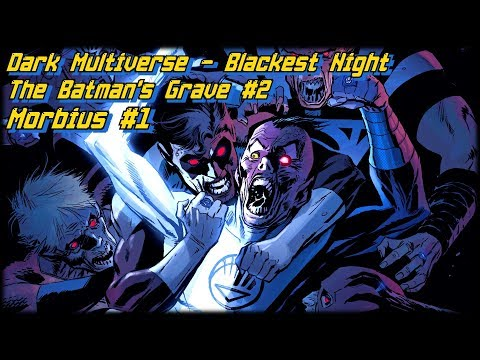 Новинки 13.11: The Batman's Grave #2, Tales From The Dark Multiverse Blackest Night, Morbius #1