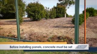 Fielders Diy Installation Guide - S-rib Corrugated Fencing