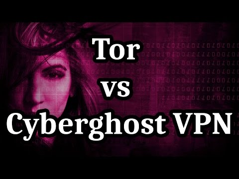 Tor Browser vs Cyberghost VPN - Privacy Tool Differences