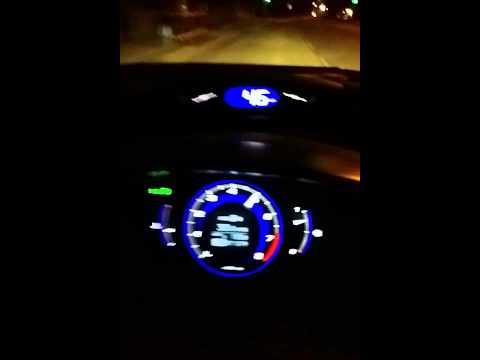 Civic 0-60 mph