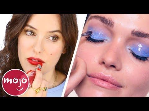 Top 10 Makeup Trends for 2019
